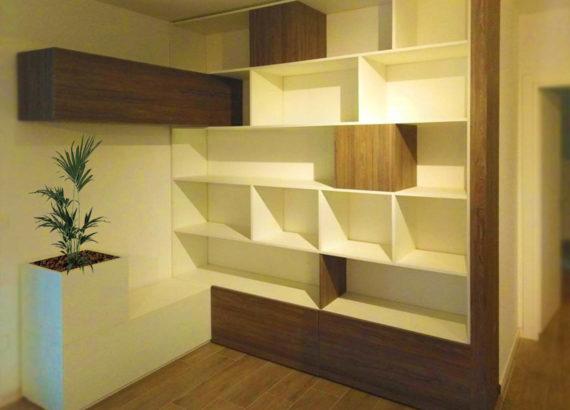 mobili in legno laminato